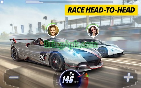CSR Racing 2 [apk+obb]