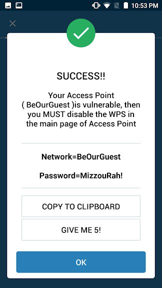 WIFI WPS WPA TESTER Premium APK FREE DOWNLOAD