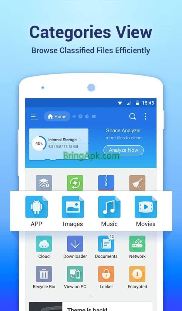 ES File Explorer File Manager Premium Pro APK Free Download